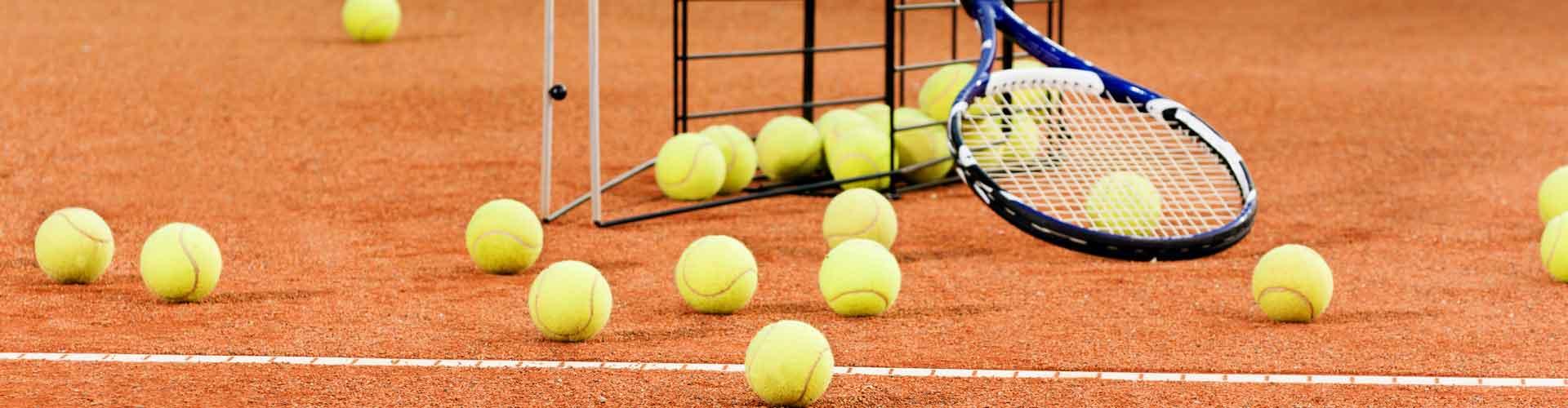 Tennis turf installation at a Hawaiian resort