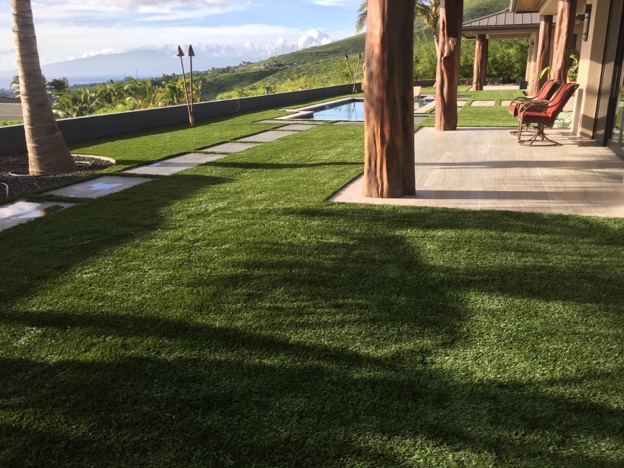 OCTOBER'S FEATURED LAWN | Southwest Greens Hawaii